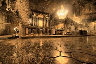 catacomb chapel