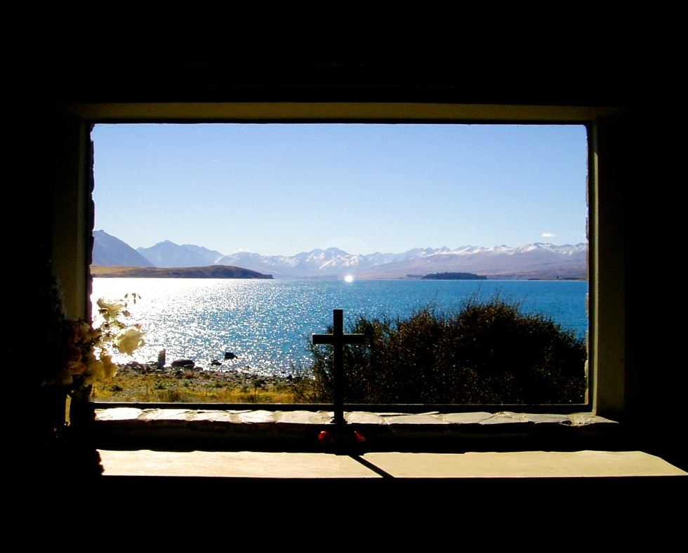 Altar Window Lake