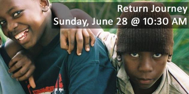 Refugee Children From East Africa